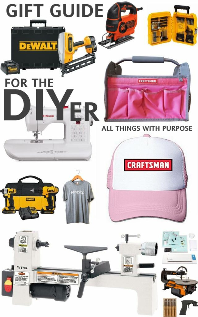 Gift Guide for the DIYer