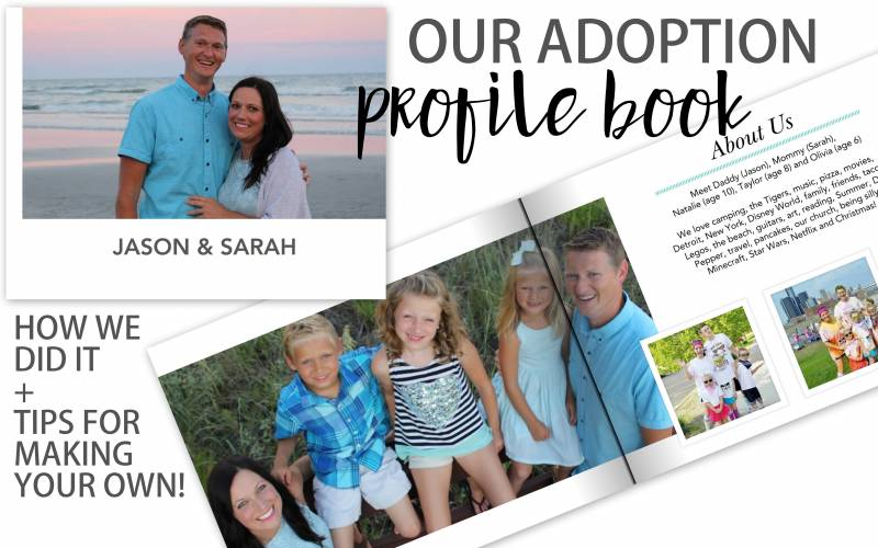 Our Adoption Profile Book And Video