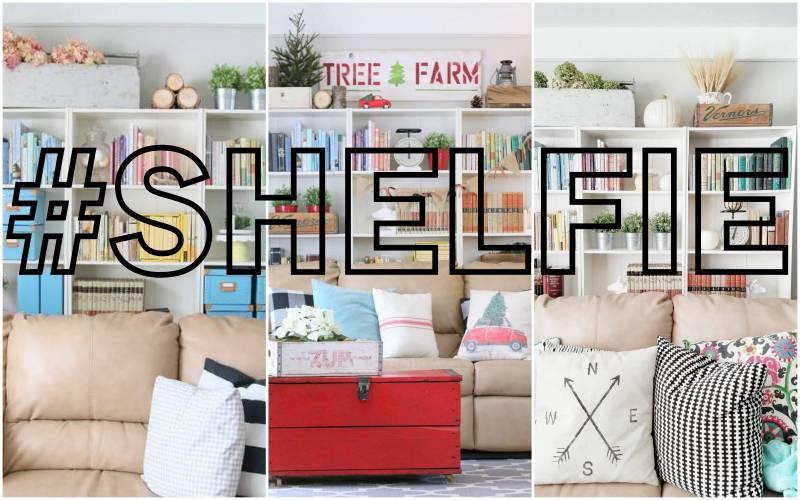 Seasonal Shelf Styling 2