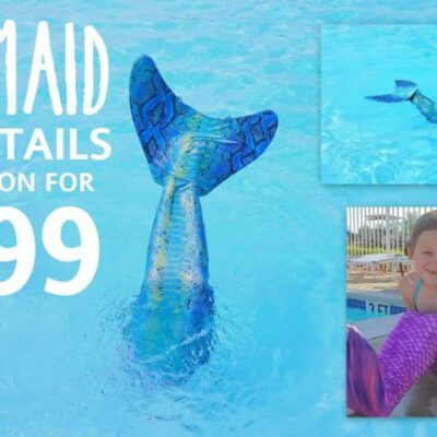Shimmertail Mermaid Swim Tail Review
