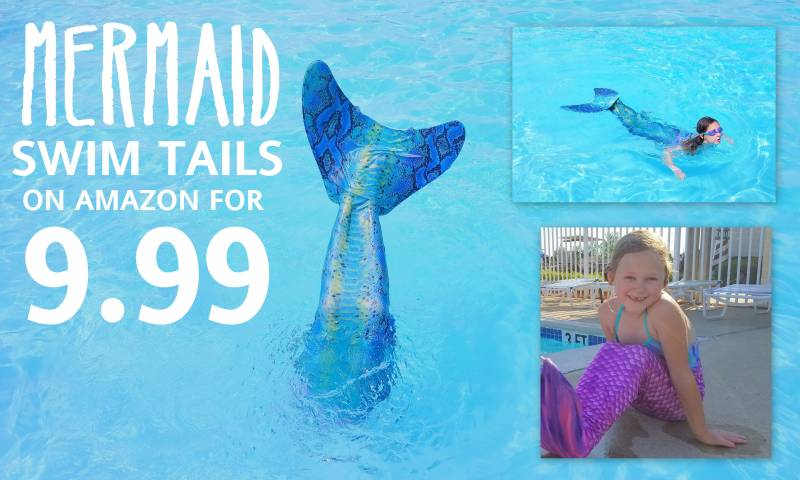 Shimmertail Mermaid Swim Tail Review 2