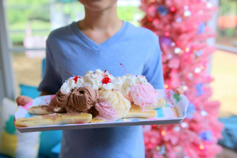 Celebrate Christmas in July with An Ice Cream Social