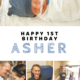 Ashers adoption story