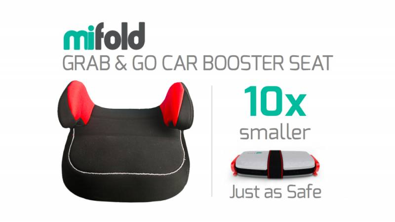 Mifold Quot Grab And Go Quot Car Seat Review All Things With