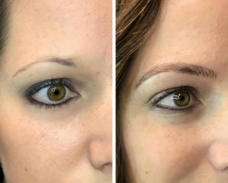 My Microblading Experience