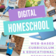 Web-based homeschool curriculum