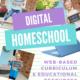 Web-based homeschool curriculum