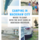 CAMPING IN MACKINAW CITY MICHIGAN
