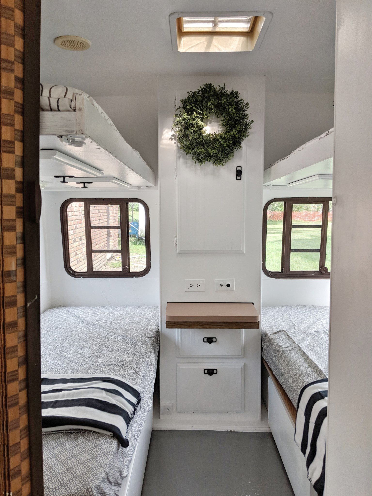 For Sale 1987 Vintage Trailer Newly Renovated 1987