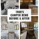 1987 Vintage to Modern Camper Reno All Things with Purpose Sarah Lemp