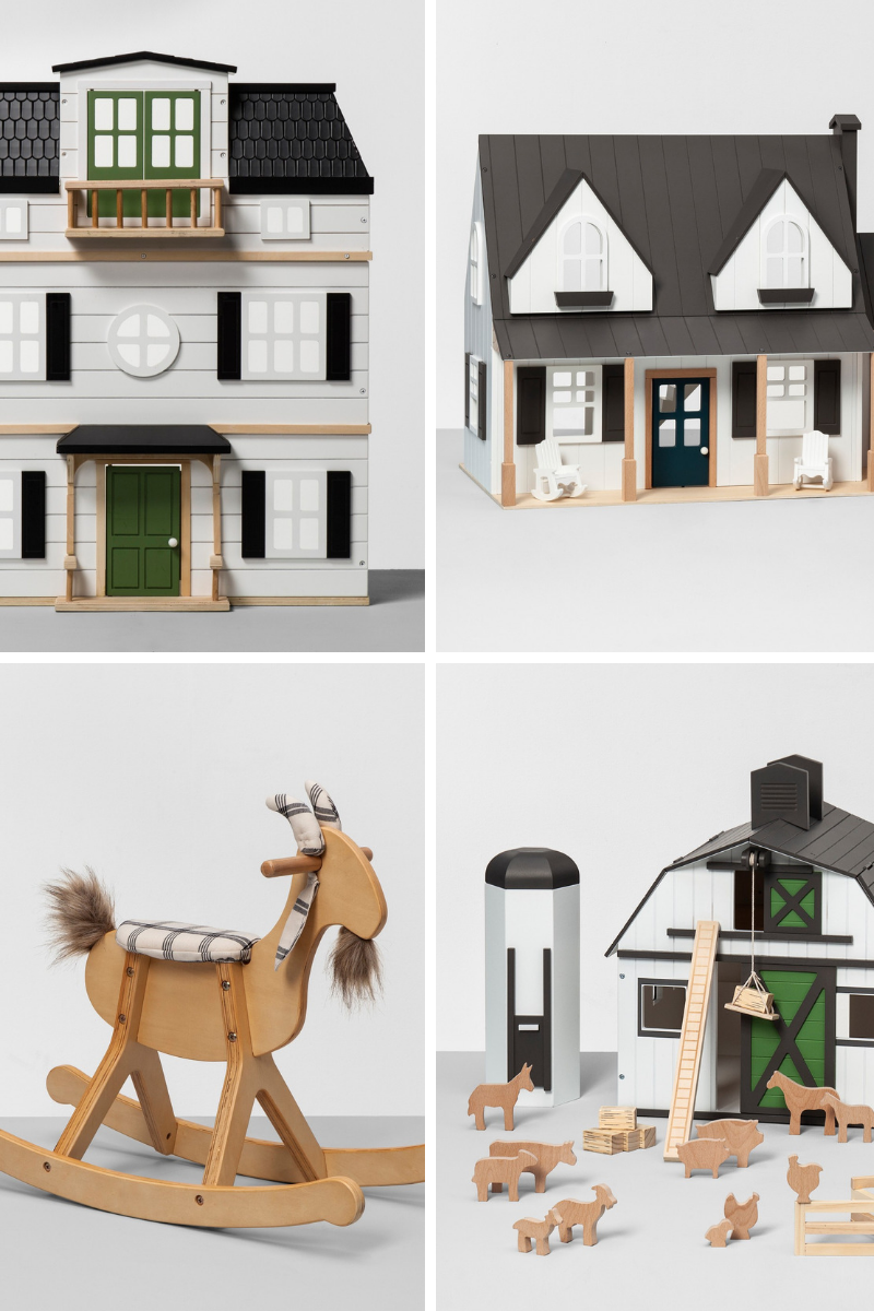 my favorites from the hearth and hand christmas line. Black Bedroom Furniture Sets. Home Design Ideas