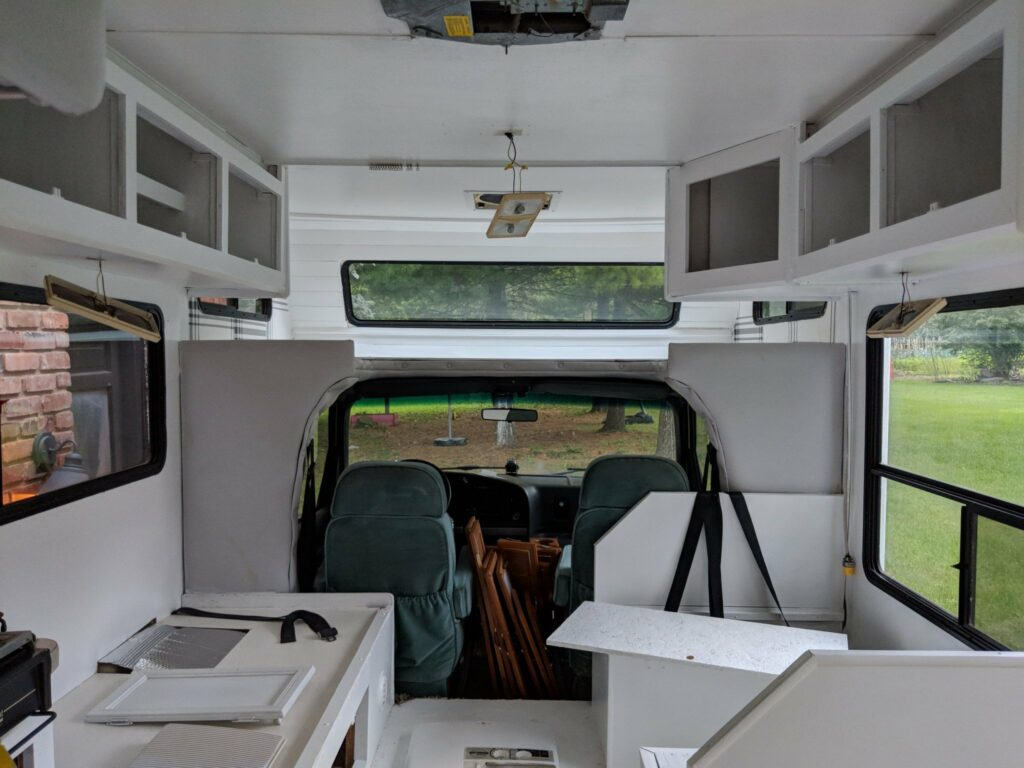 Our 90 S Rv Renovation