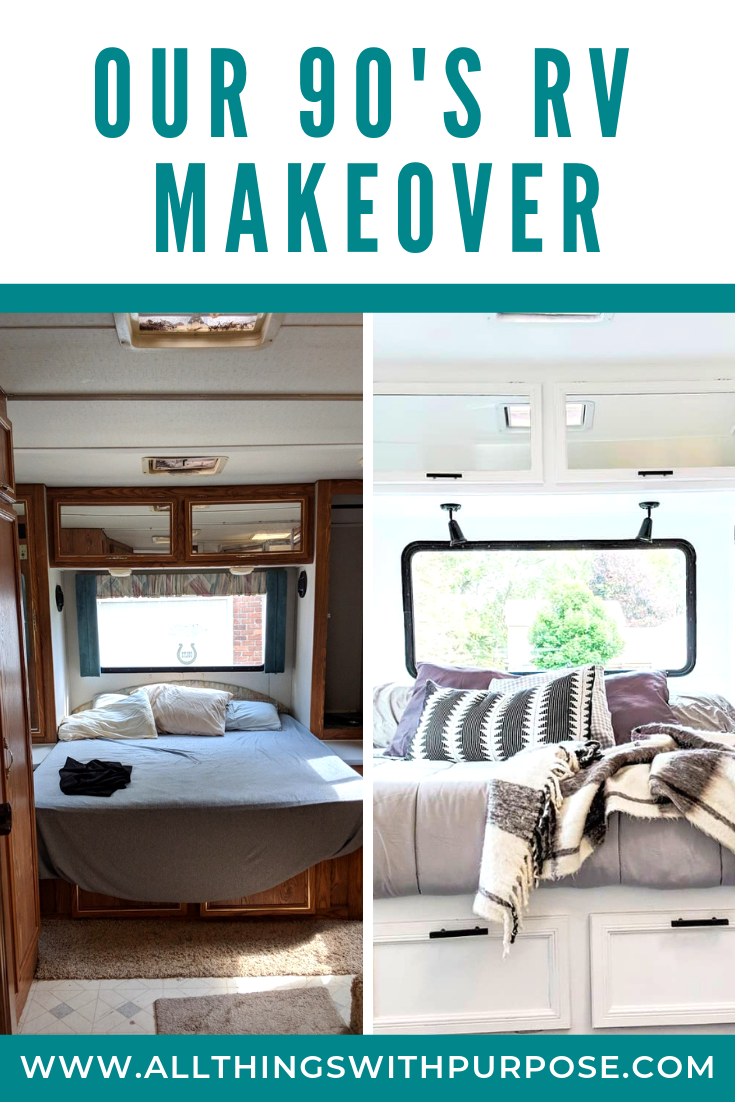 Our 90's RV Renovation