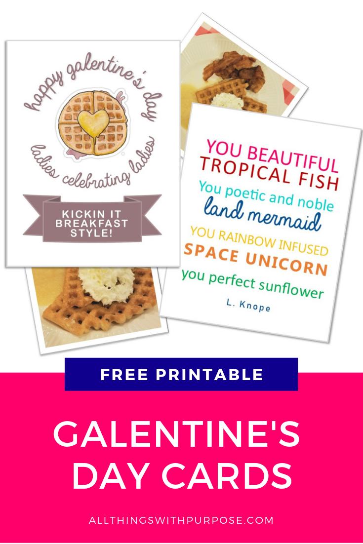Happy Galentine S Day Free Printable