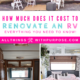 Cost Breakdown for Renovating a Camper All Things with Purpose Sarah Lemp 4