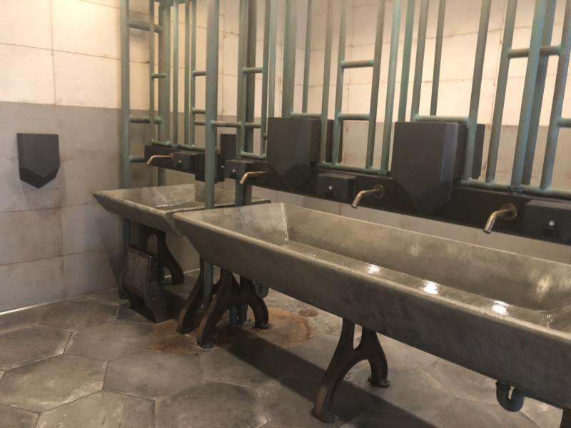 Galaxy's Edge Restroom