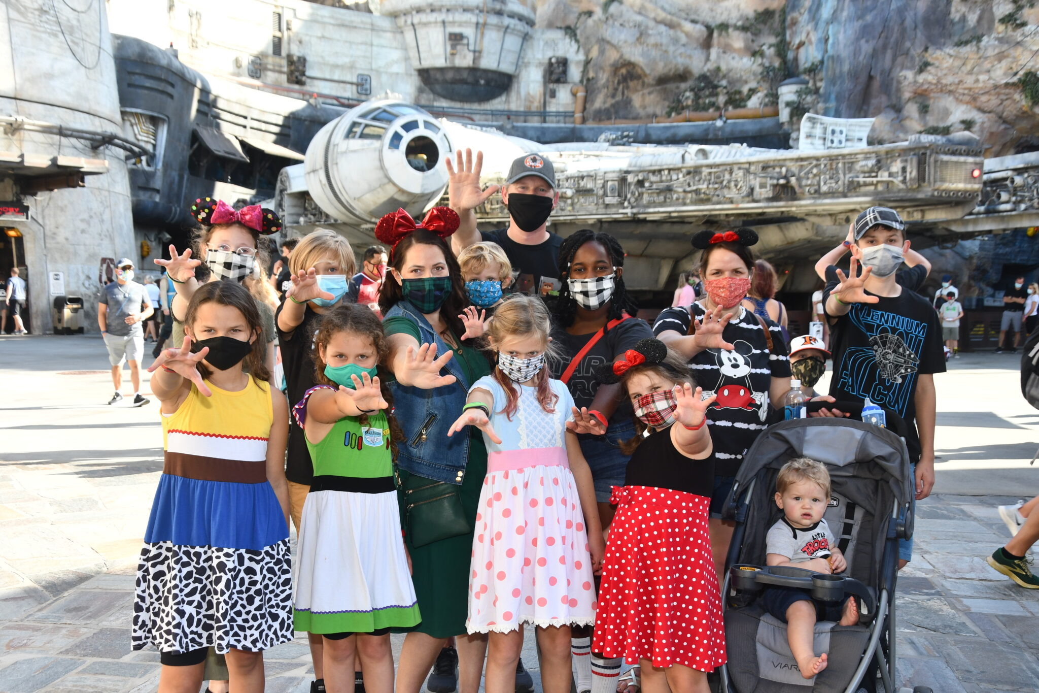 Is it Safe to Visit Disney World During a Pandemic? All Things with Purpose Sarah Lemp 11