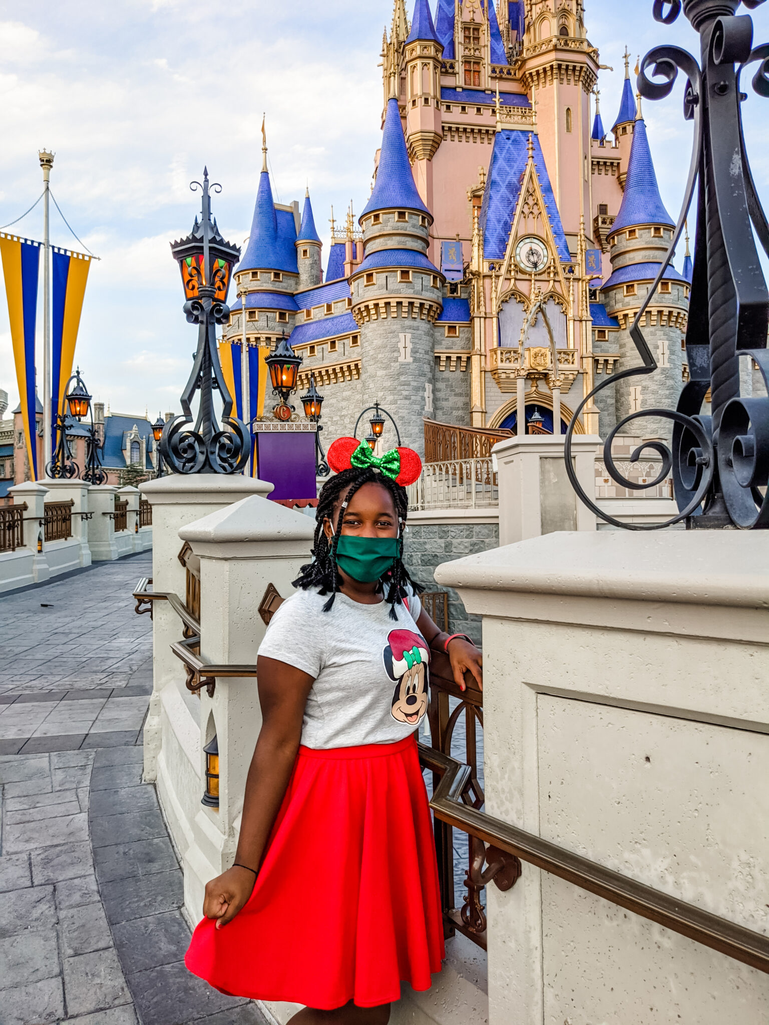 Creative Pictures to Take at Disney World While Wearing a Mask All Things with Purpose Sarah Lemp 5