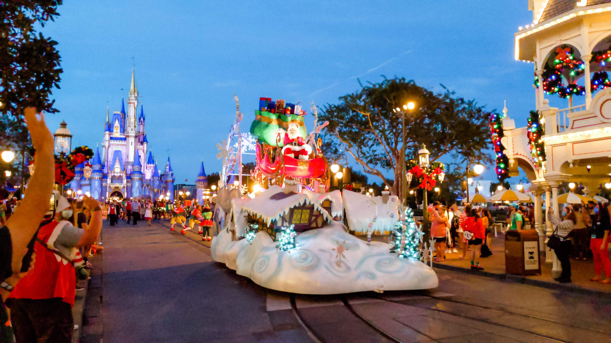 Guide to the 2020 Christmas Season at Walt Disney World All Things with Purpose Sarah Lemp 13