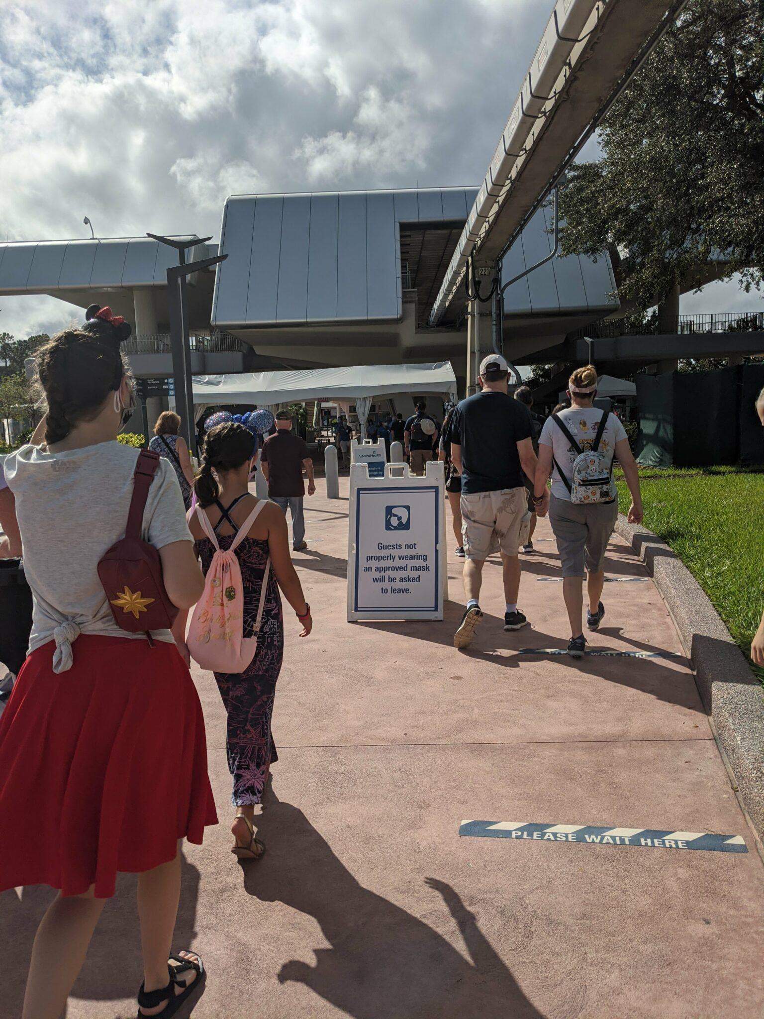 Should You Visit Disney World During the Pandemic? All Things with Purpose Sarah Lemp 20