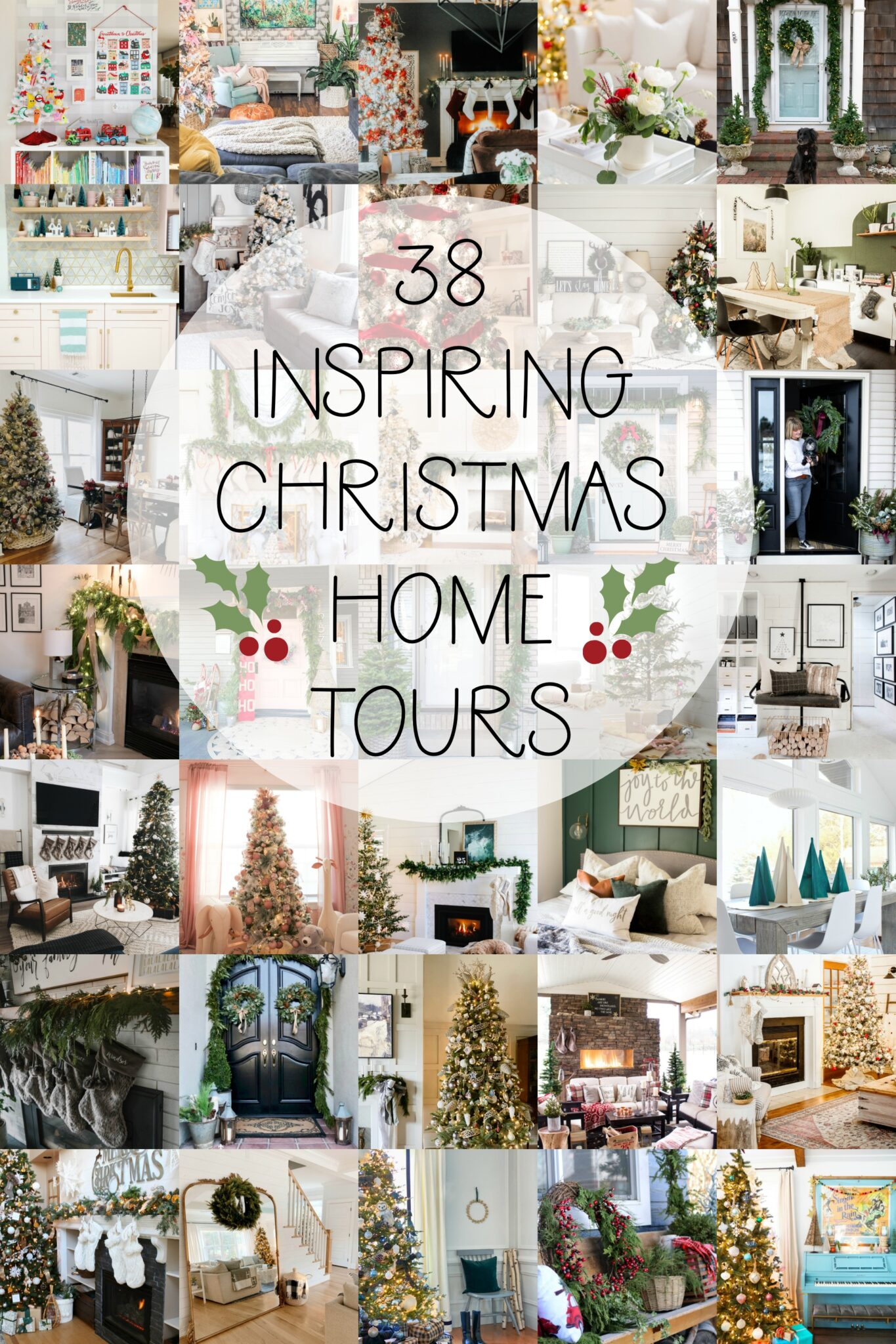 Tropical Vibes Cozy Christmas Home & Camper Tour All Things with Purpose Sarah Lemp 5