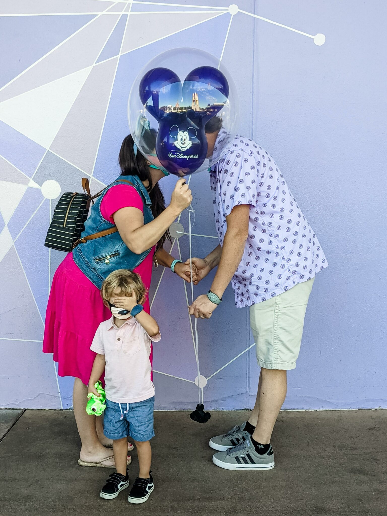 Tips for Taking Great Pictures at Disney World While Wearing a Mask All Things with Purpose Sarah Lemp 1
