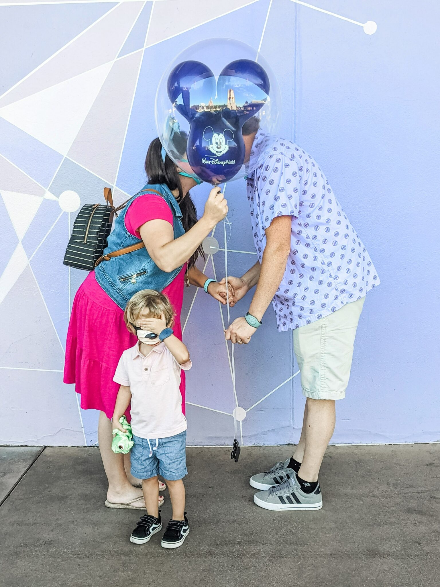 Tips for Taking Great Pictures at Disney World While Wearing a Mask All Things with Purpose Sarah Lemp 3