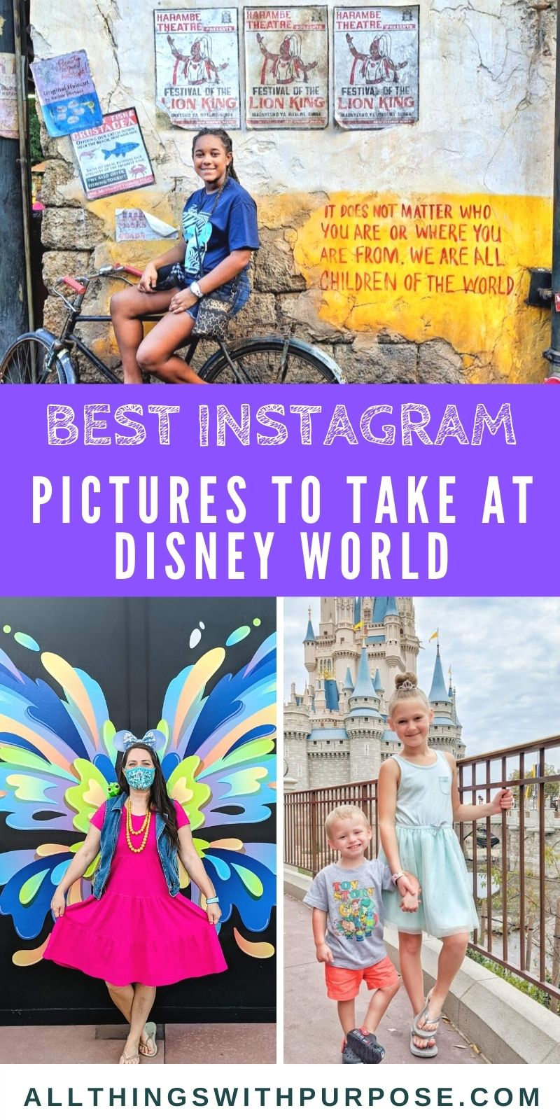 Best Spots for Photos at Walt Disney World All Things with Purpose Sarah Lemp 2