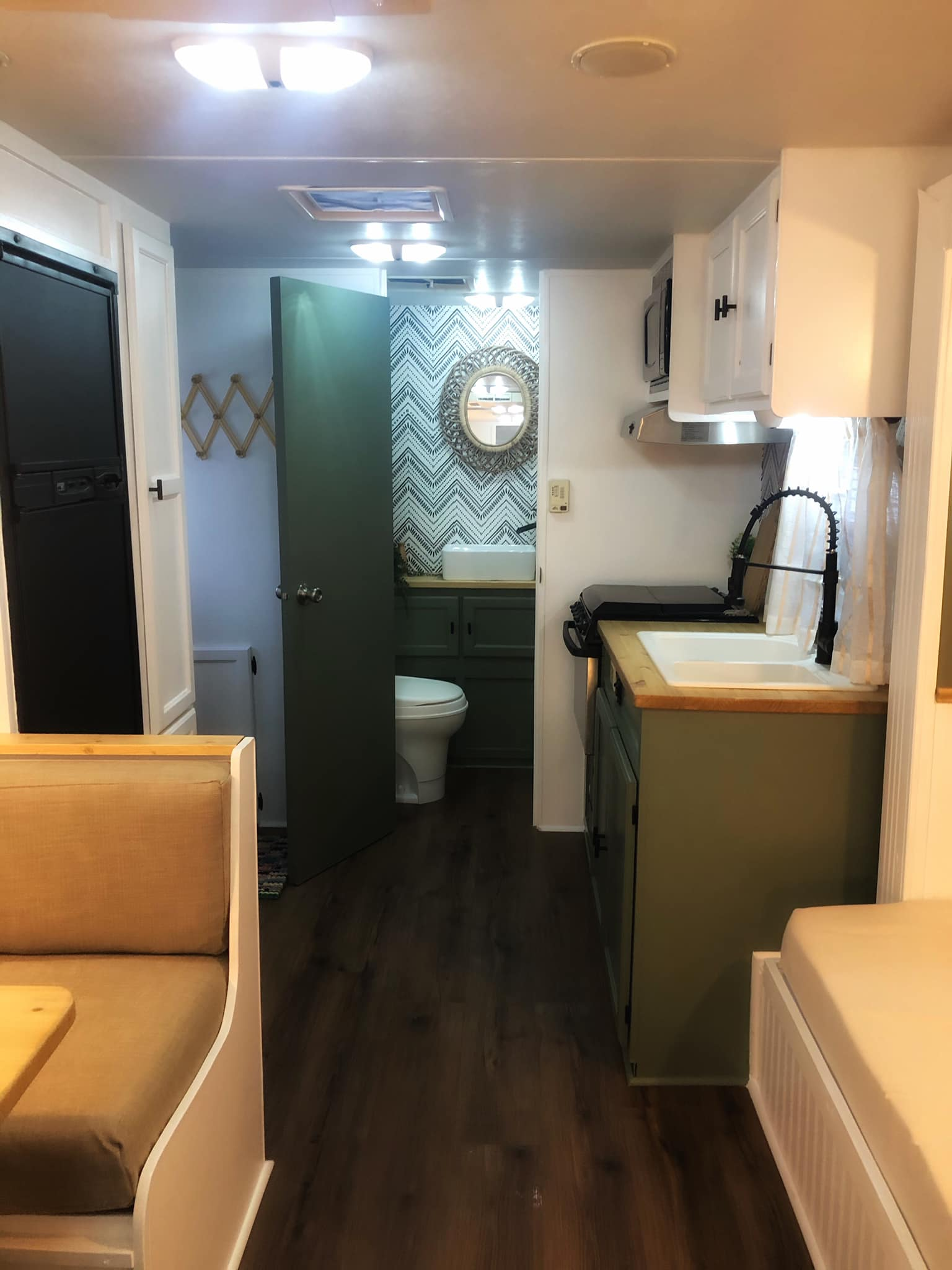 This 2008 Trail Lite RV Renovation is a Cozy Dream Come True All Things with Purpose Sarah Lemp 13