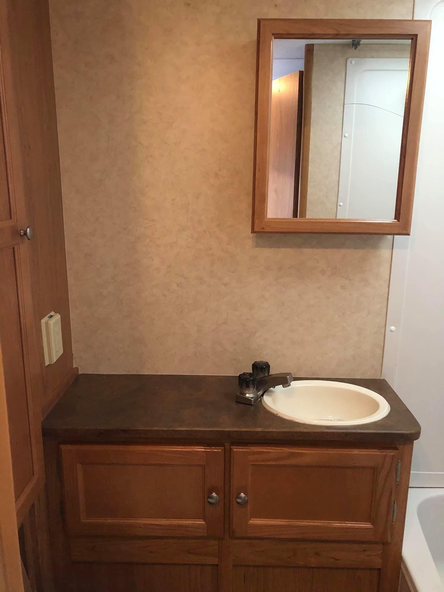 This 2008 Trail Lite RV Renovation is a Cozy Dream Come True All Things with Purpose Sarah Lemp 1