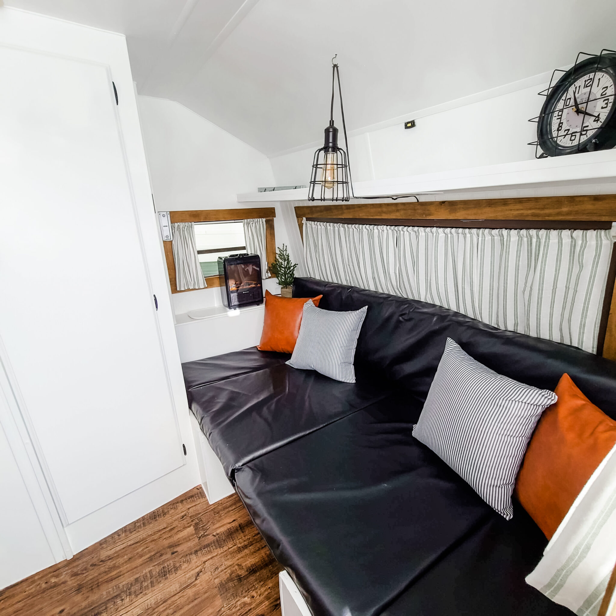 This Tiny Vintage Trailer was Transformed Into an Adorable Home on Wheels All Things with Purpose Sarah Lemp 31