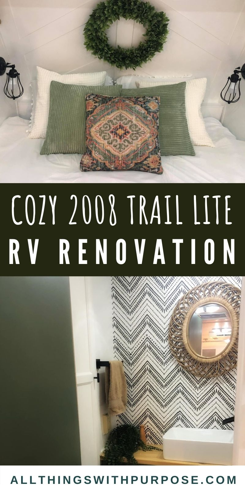 This 2008 Trail Lite RV Renovation is a Cozy Dream Come True All Things with Purpose Sarah Lemp 15