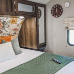 Remodeled 2019 Keystone Bullet 330BHS Travel Trailer for Sale All Things with Purpose Sarah Lemp 18