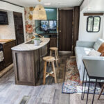 Remodeled 2019 Keystone Bullet 330BHS Travel Trailer for Sale All Things with Purpose Sarah Lemp 8