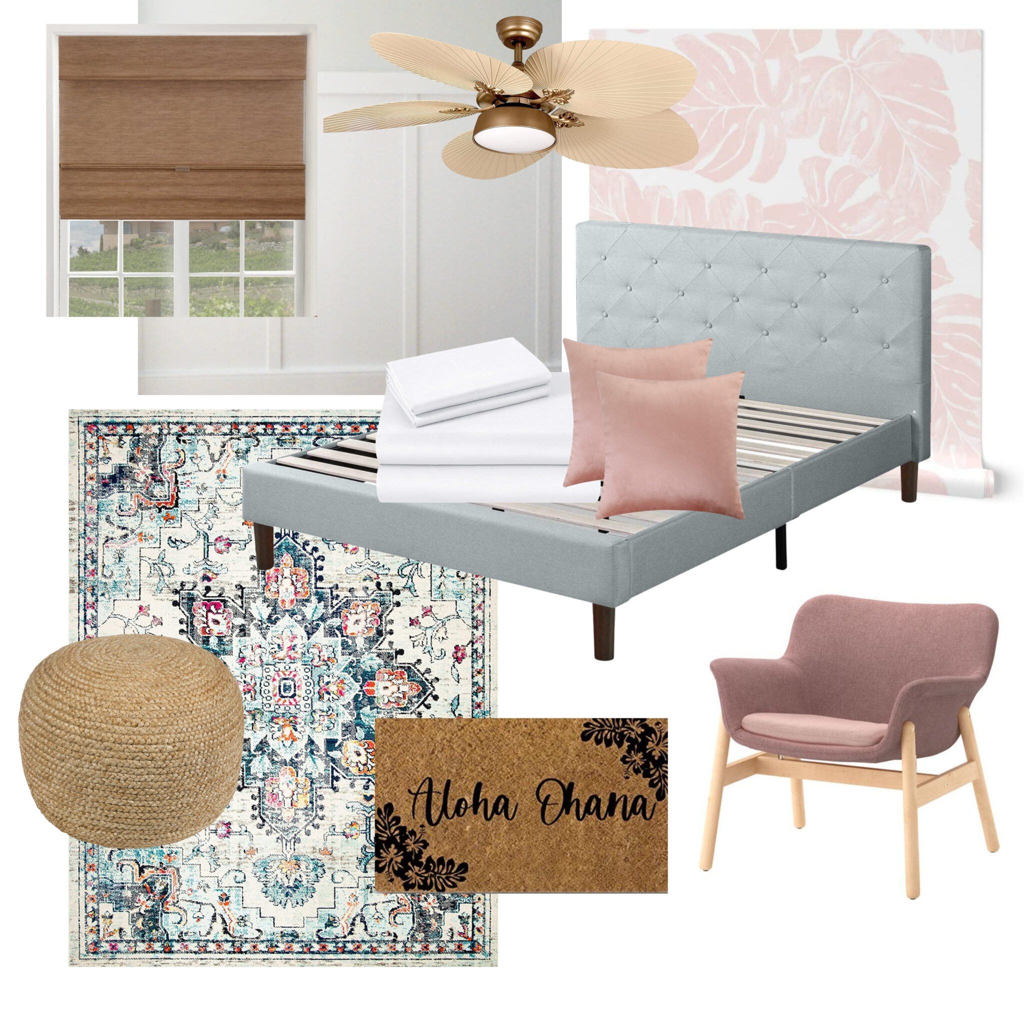Airbnb Guest Suite at our Florida House All Things with Purpose Sarah Lemp 1