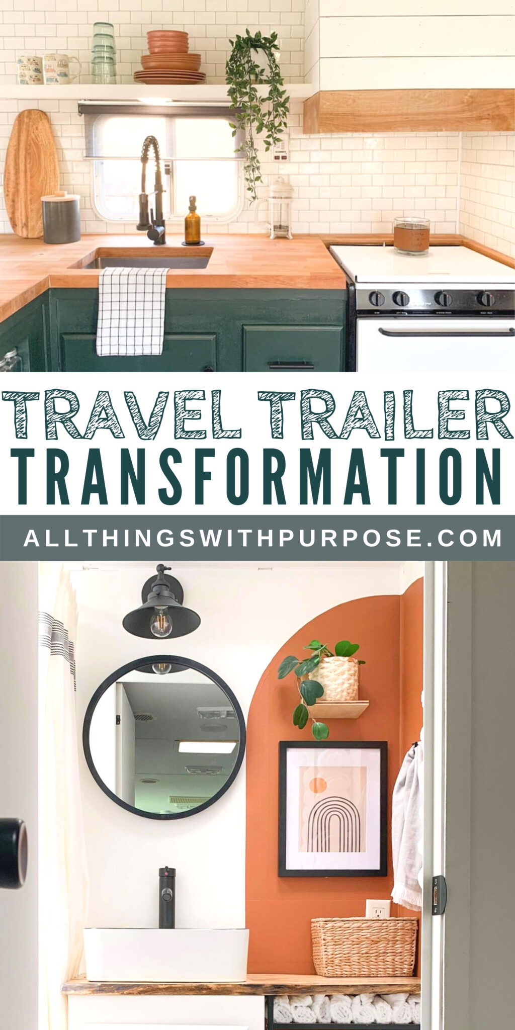 2002 Fleetwood Wilderness Travel Trailer Transformation All Things with Purpose Sarah Lemp 22