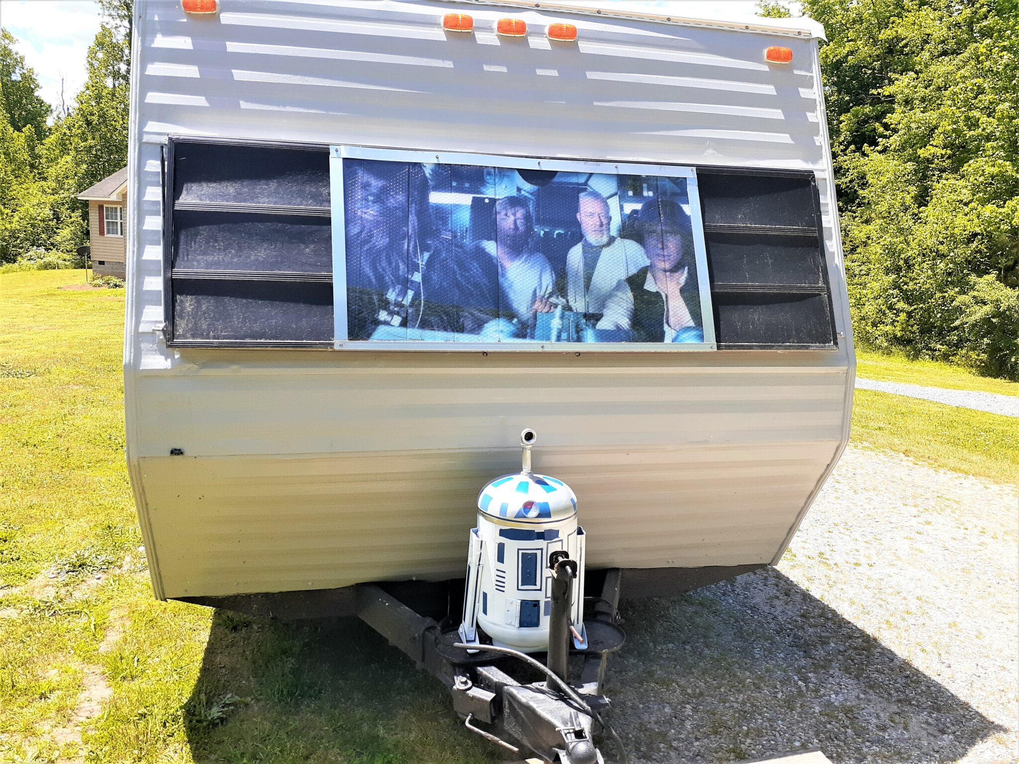 You Have to See This Amazing Star Wars Themed RV Reno All Things with Purpose Sarah Lemp 7