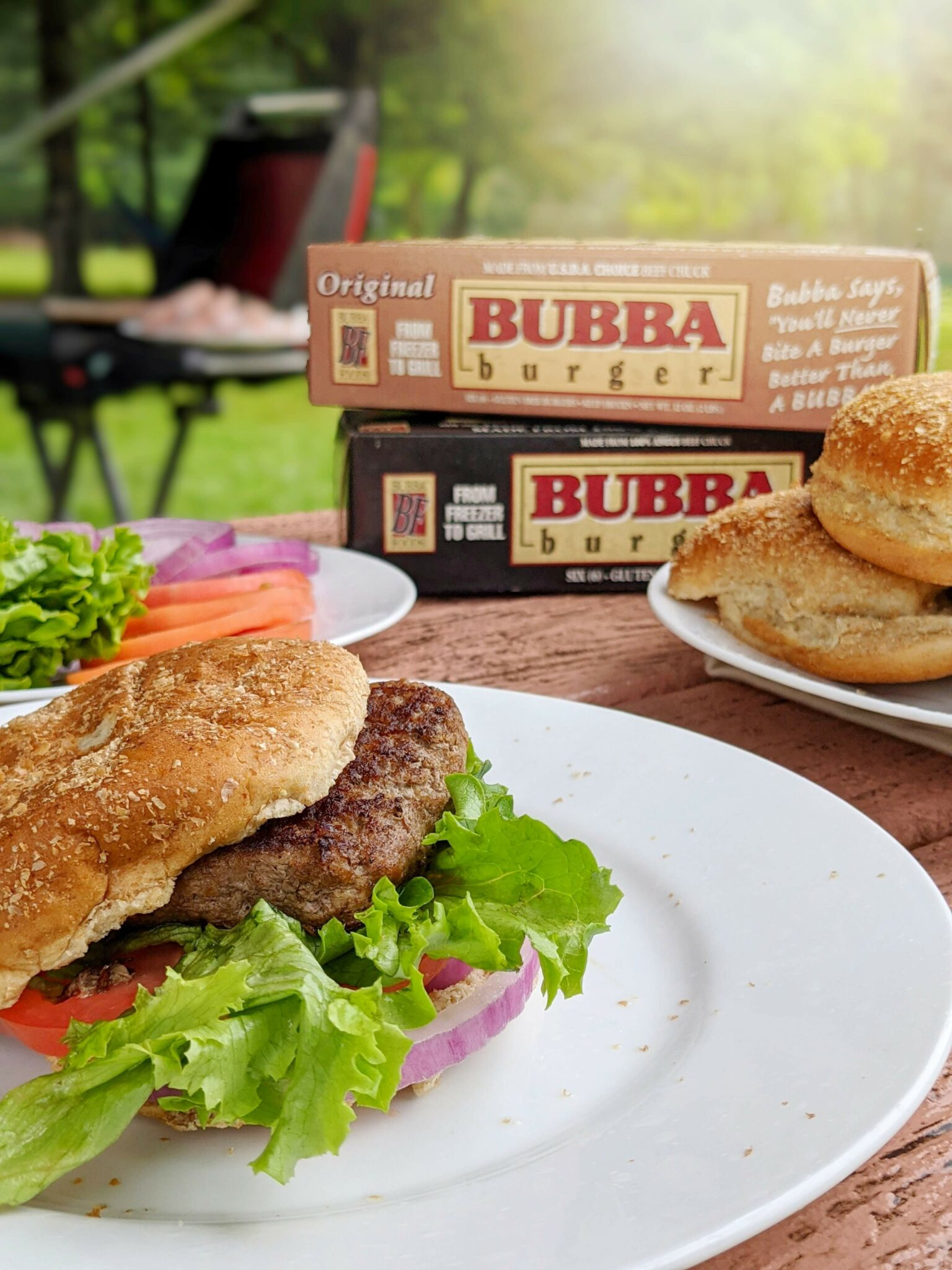 My Favorite Camping Meal Hacks with BUBBA Burger All Things with Purpose Sarah Lemp 2