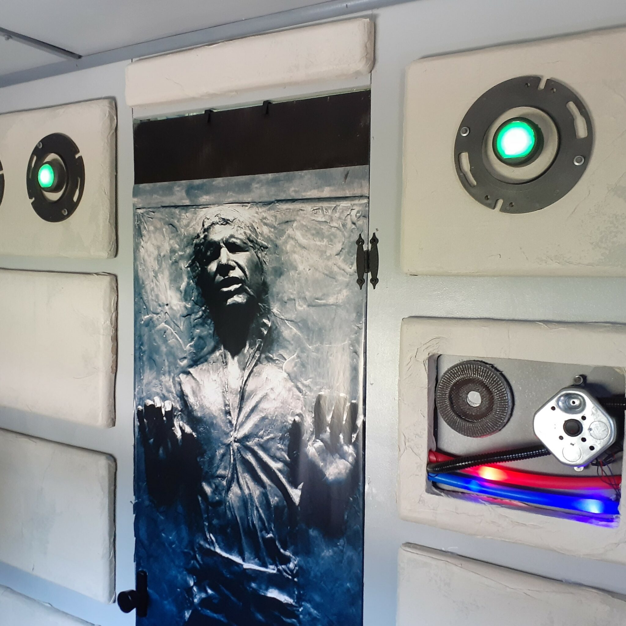 You Have to See This Amazing Star Wars Themed RV Reno All Things with Purpose Sarah Lemp 1