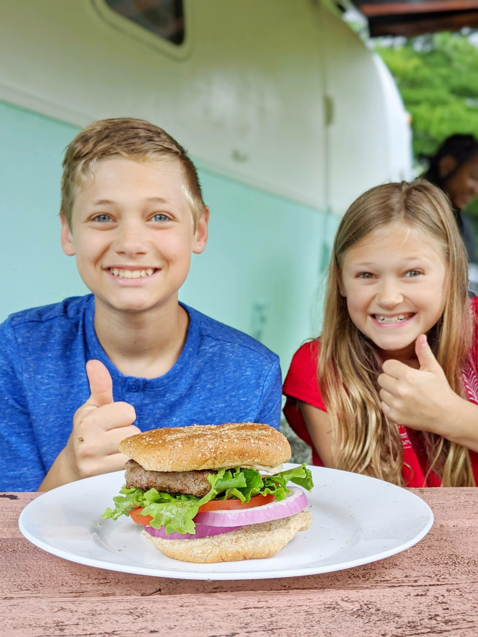 My Favorite Camping Meal Hacks with BUBBA Burger All Things with Purpose Sarah Lemp 7