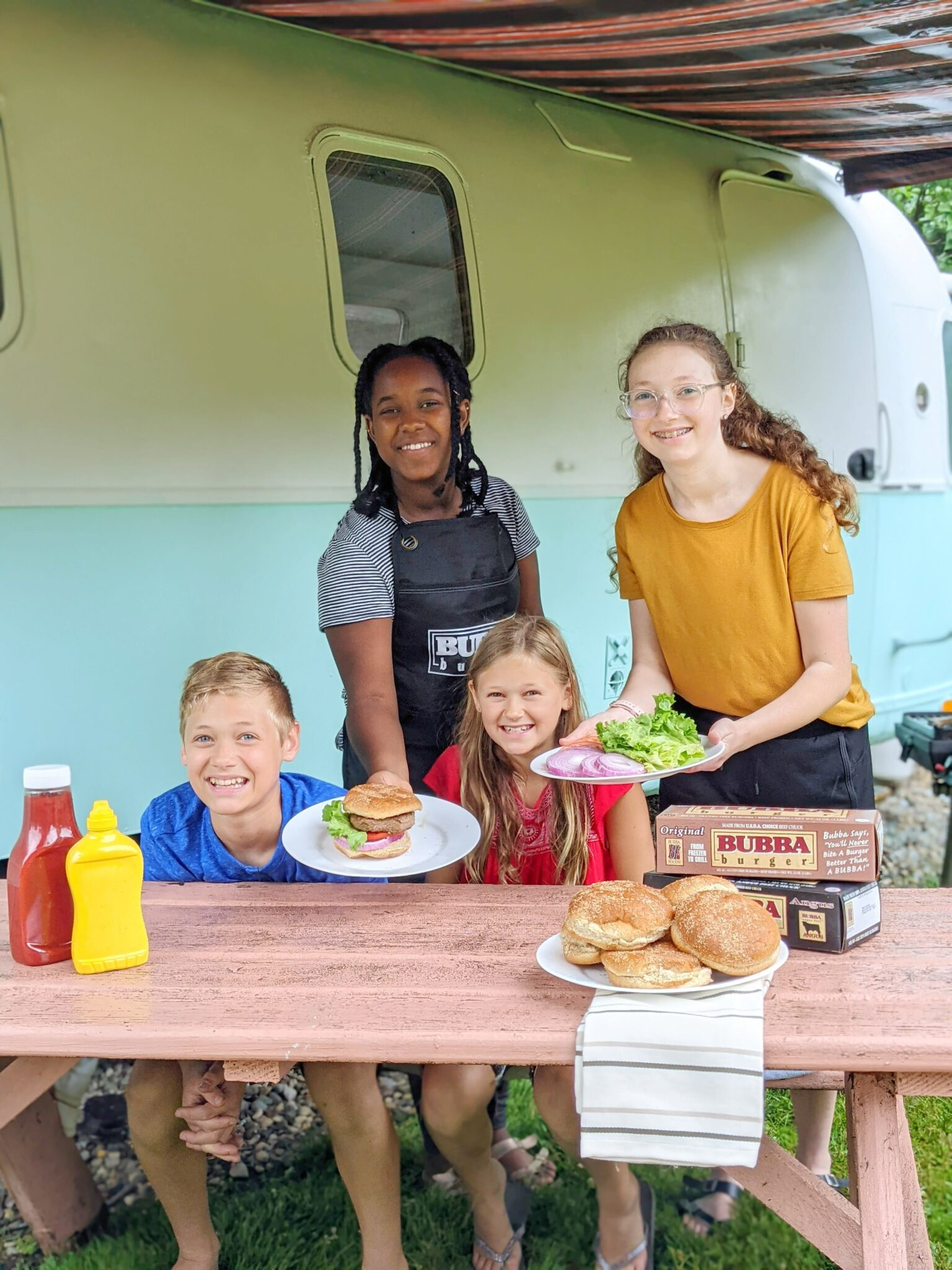 My Favorite Camping Meal Hacks with BUBBA Burger All Things with Purpose Sarah Lemp 16