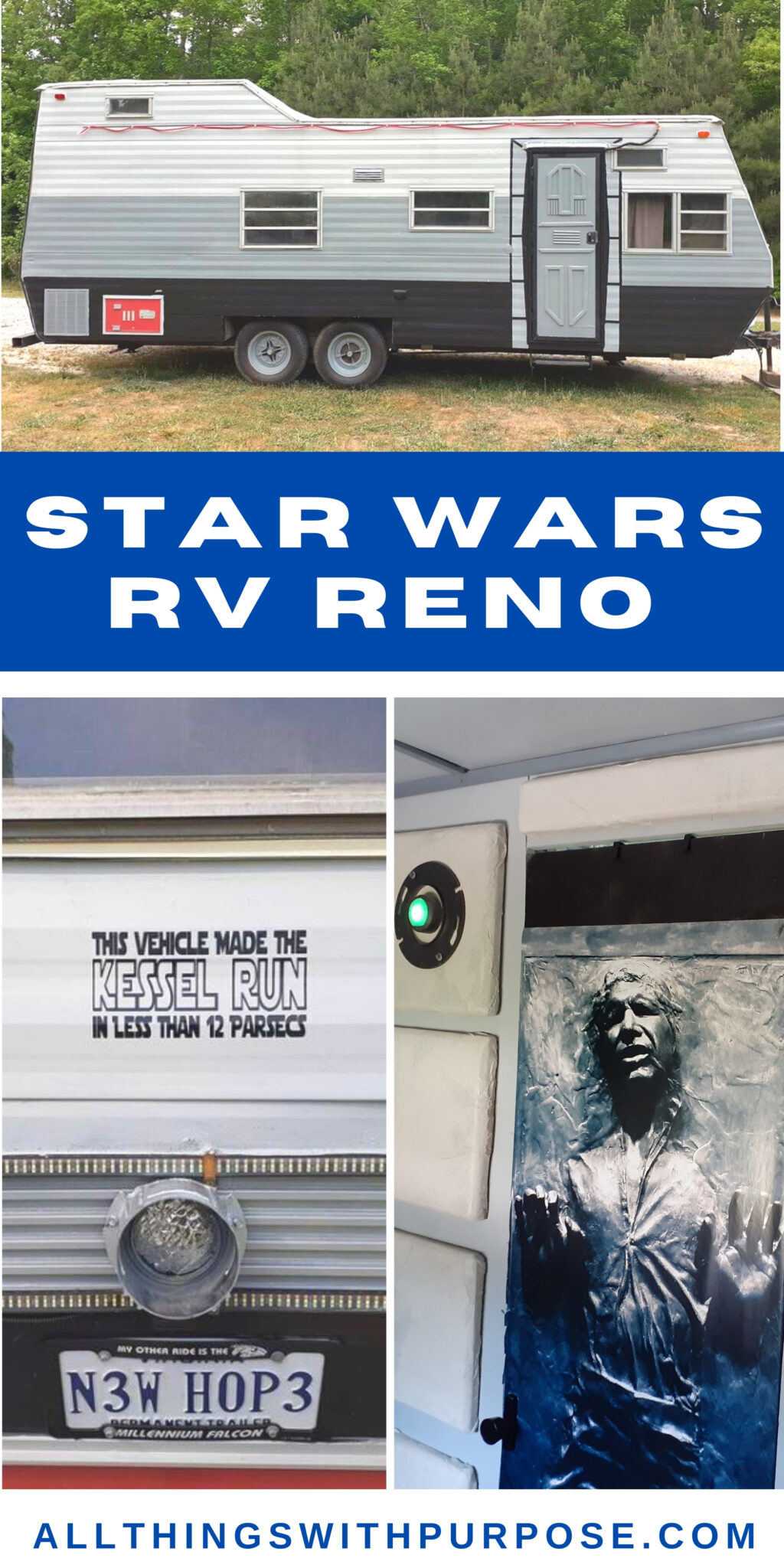 You Have to See This Amazing Star Wars Themed RV Reno All Things with Purpose Sarah Lemp 8