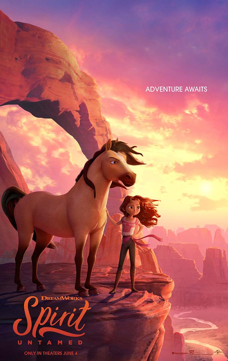 Spirit Untamed: New Movie in Theaters June 4th All Things with Purpose Sarah Lemp