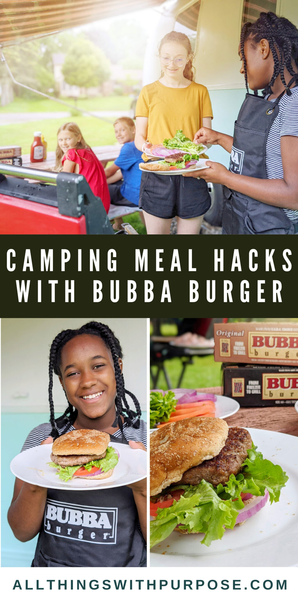 My Favorite Camping Meal Hacks with BUBBA Burger All Things with Purpose Sarah Lemp 20