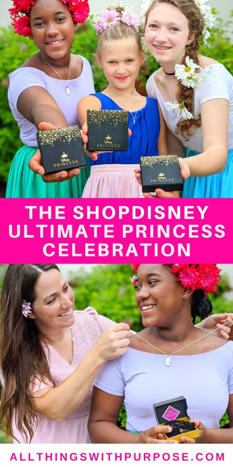 Our Favorite Items from the ShopDisney Ultimate Princess Celebration for Tweens and Teens All Things with Purpose Sarah Lemp 22