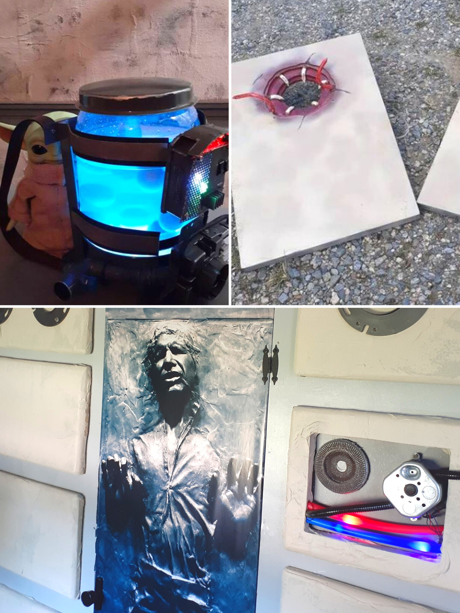 You Have to See This Amazing Star Wars Themed RV Reno All Things with Purpose Sarah Lemp 9