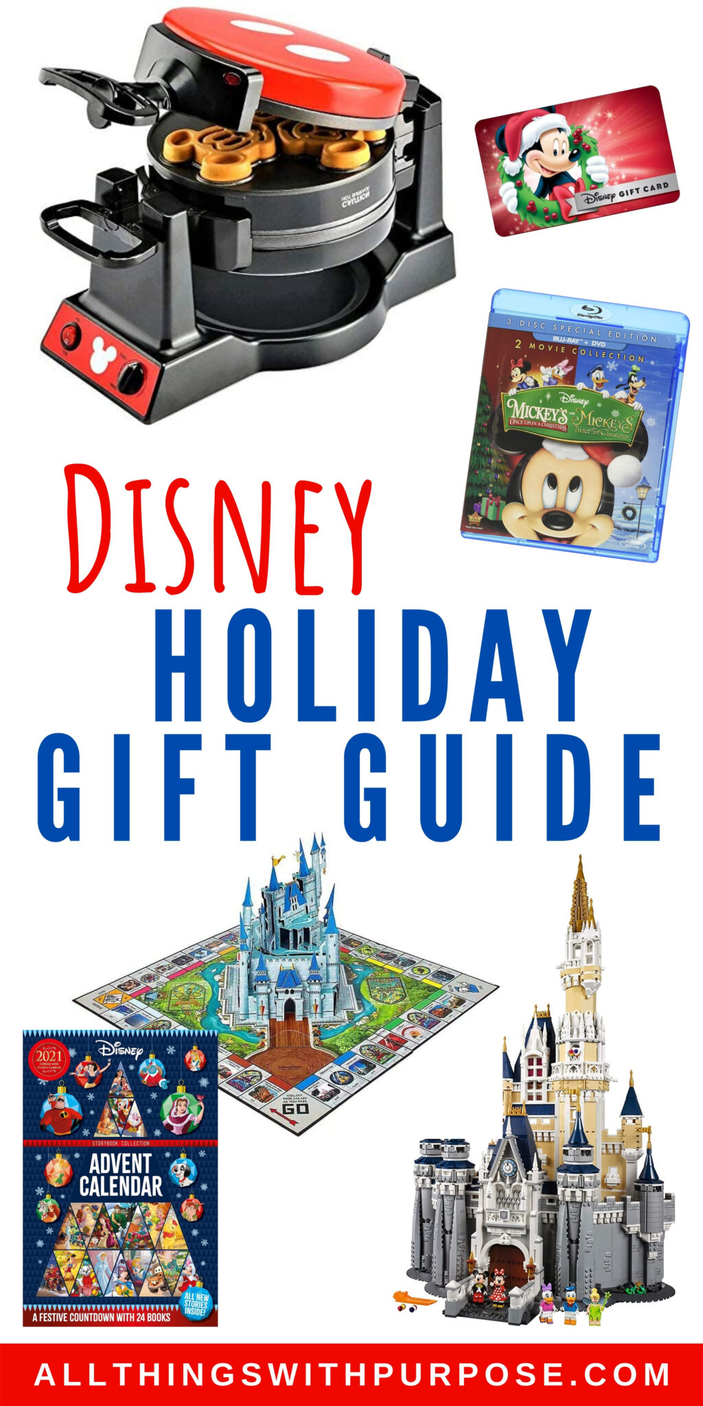 Celebrate Halfway to the Holiday with Disney Parks! All Things with Purpose Sarah Lemp 3