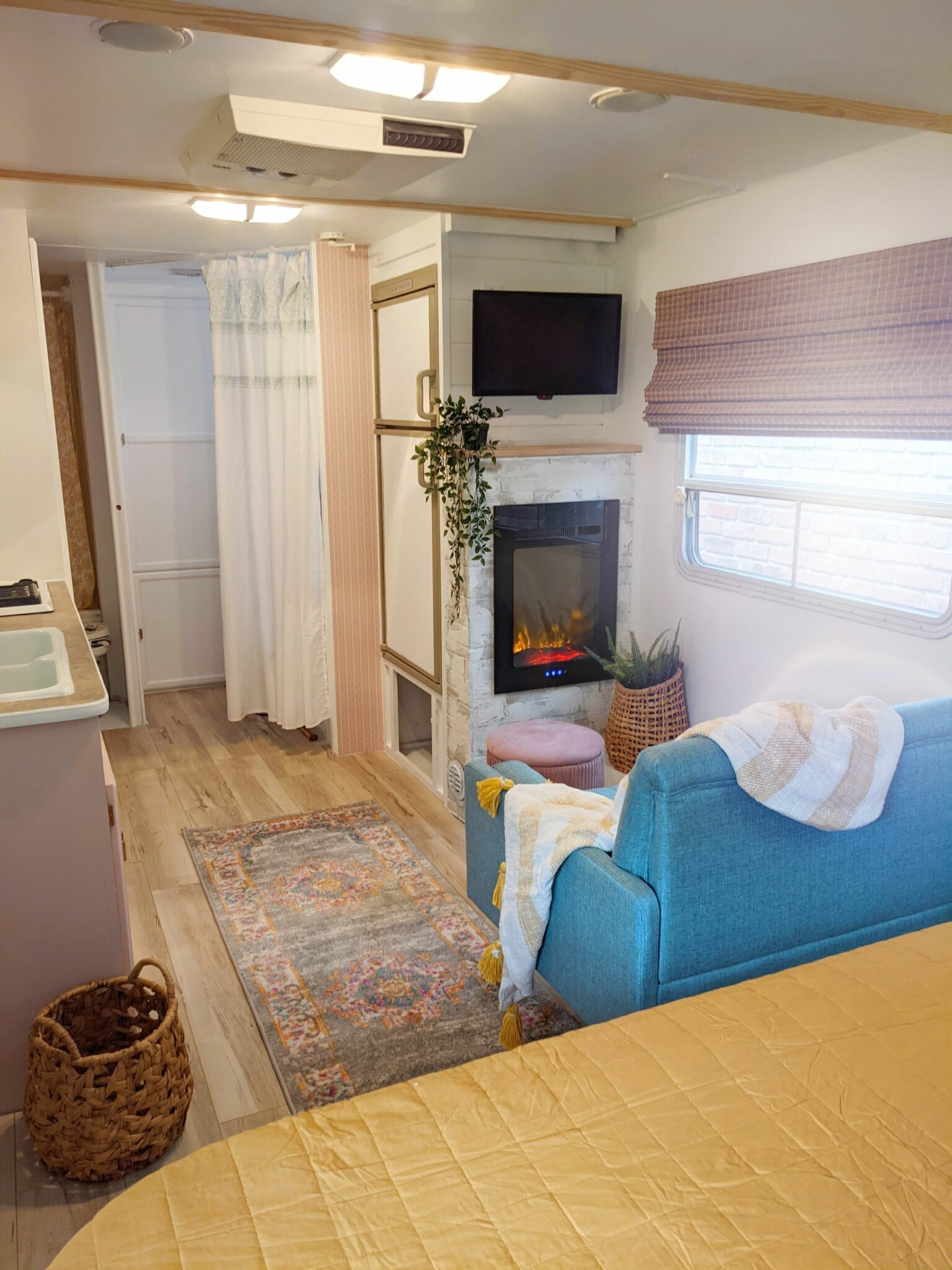 Renovation Progress and Sources for the Trail Cruiser RV All Things with Purpose Sarah Lemp