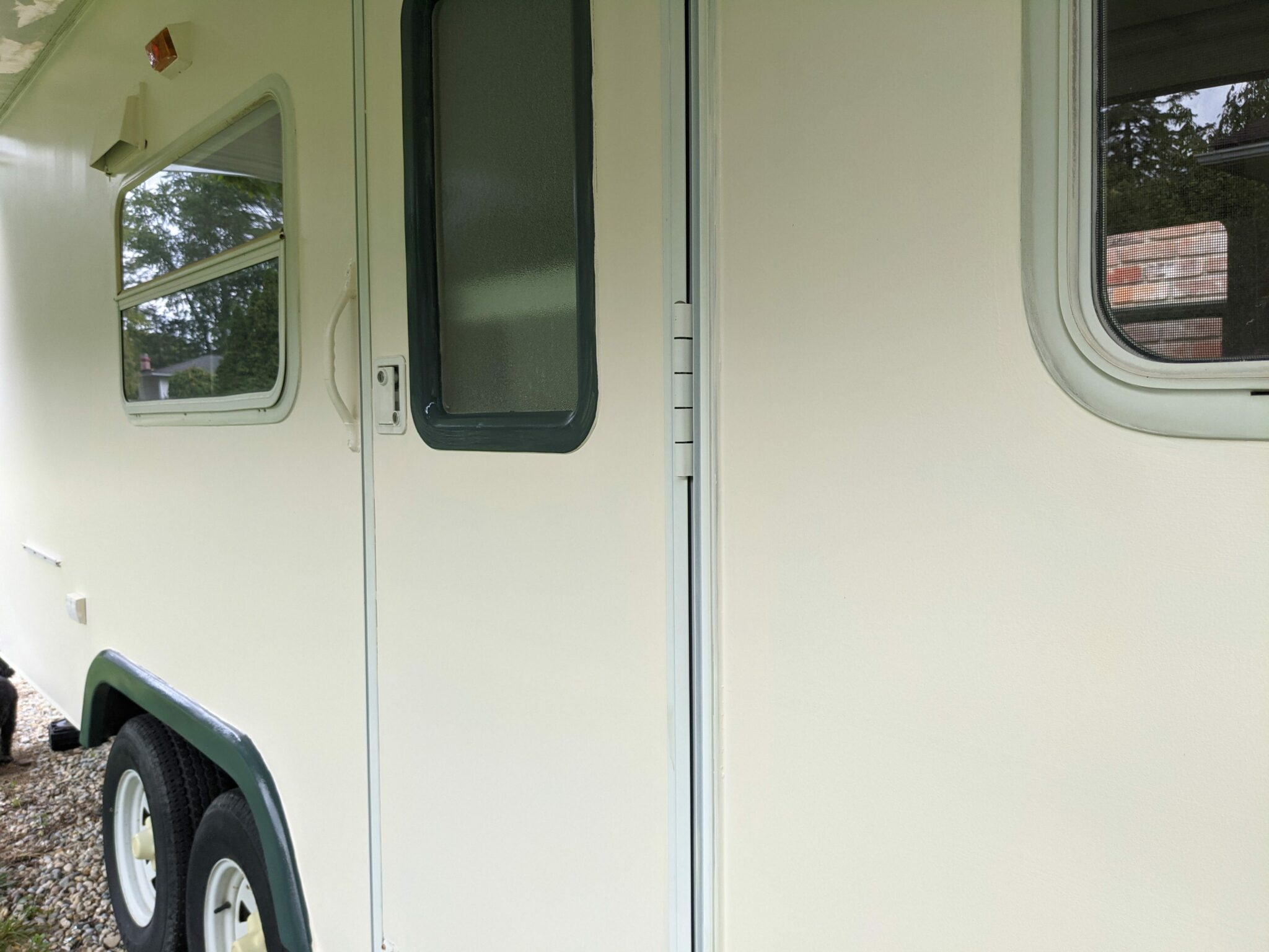 For Sale: Renovated 2003 Trail Cruiser Travel Trailer RV by R-Vision All Things with Purpose Sarah Lemp 7