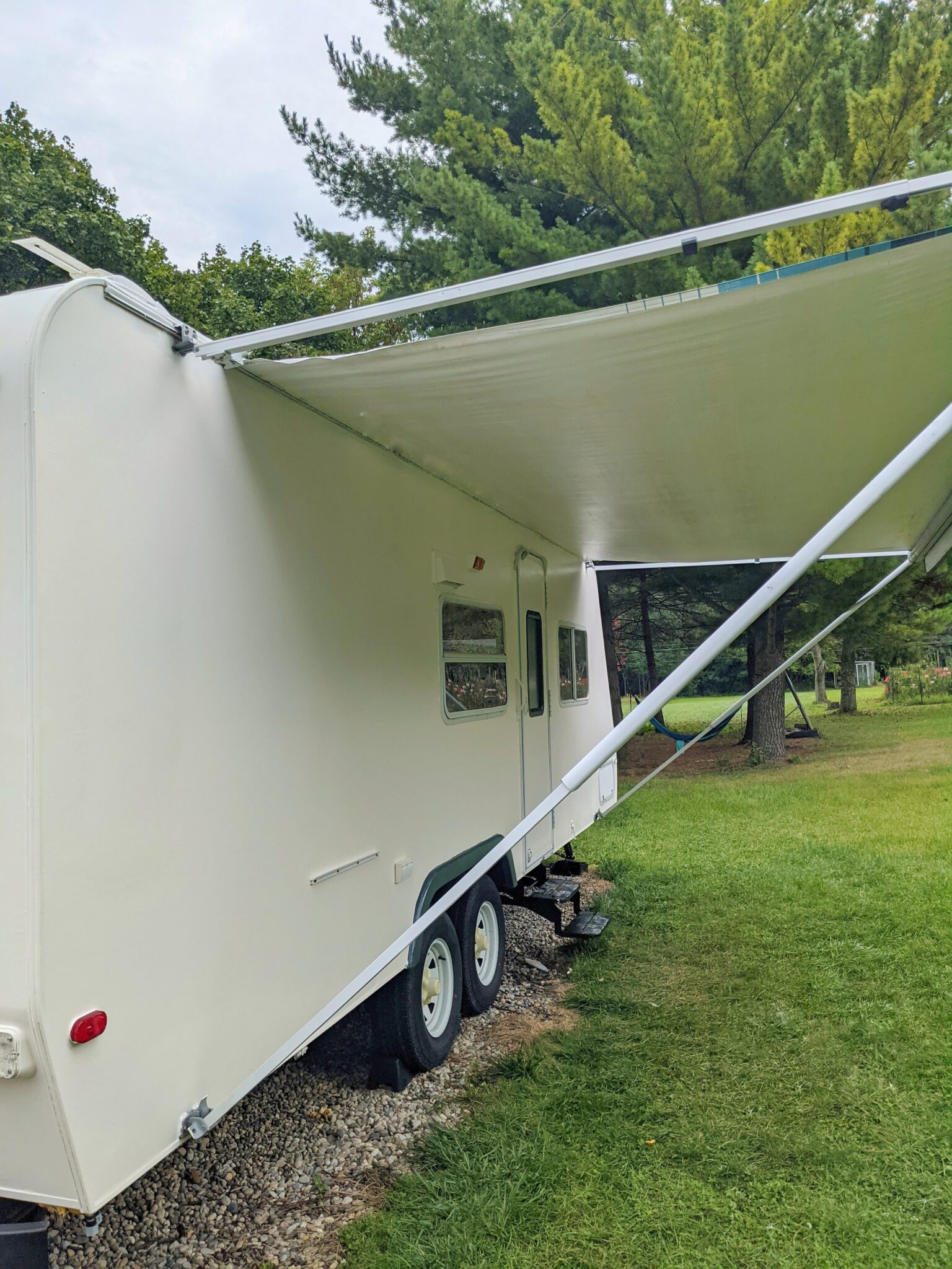 For Sale: Renovated 2003 Trail Cruiser Travel Trailer RV by R-Vision All Things with Purpose Sarah Lemp 8